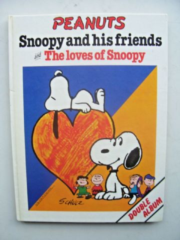 Peanuts, Snoopy and Friends by Schulz (1980) -  Hardback